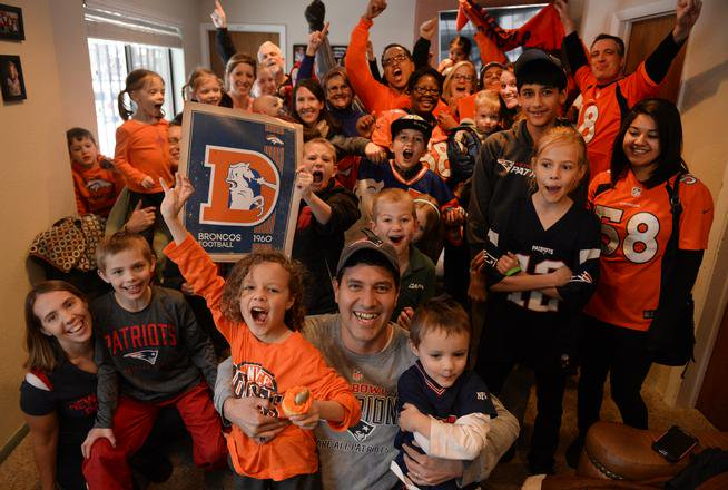 Here's how Broncos superfans will be keeping the orange faith on Sunday: by @joeybunch