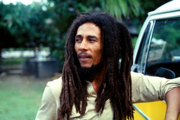 One love! Happy birthday to Bob Marley who would've been 71 today.