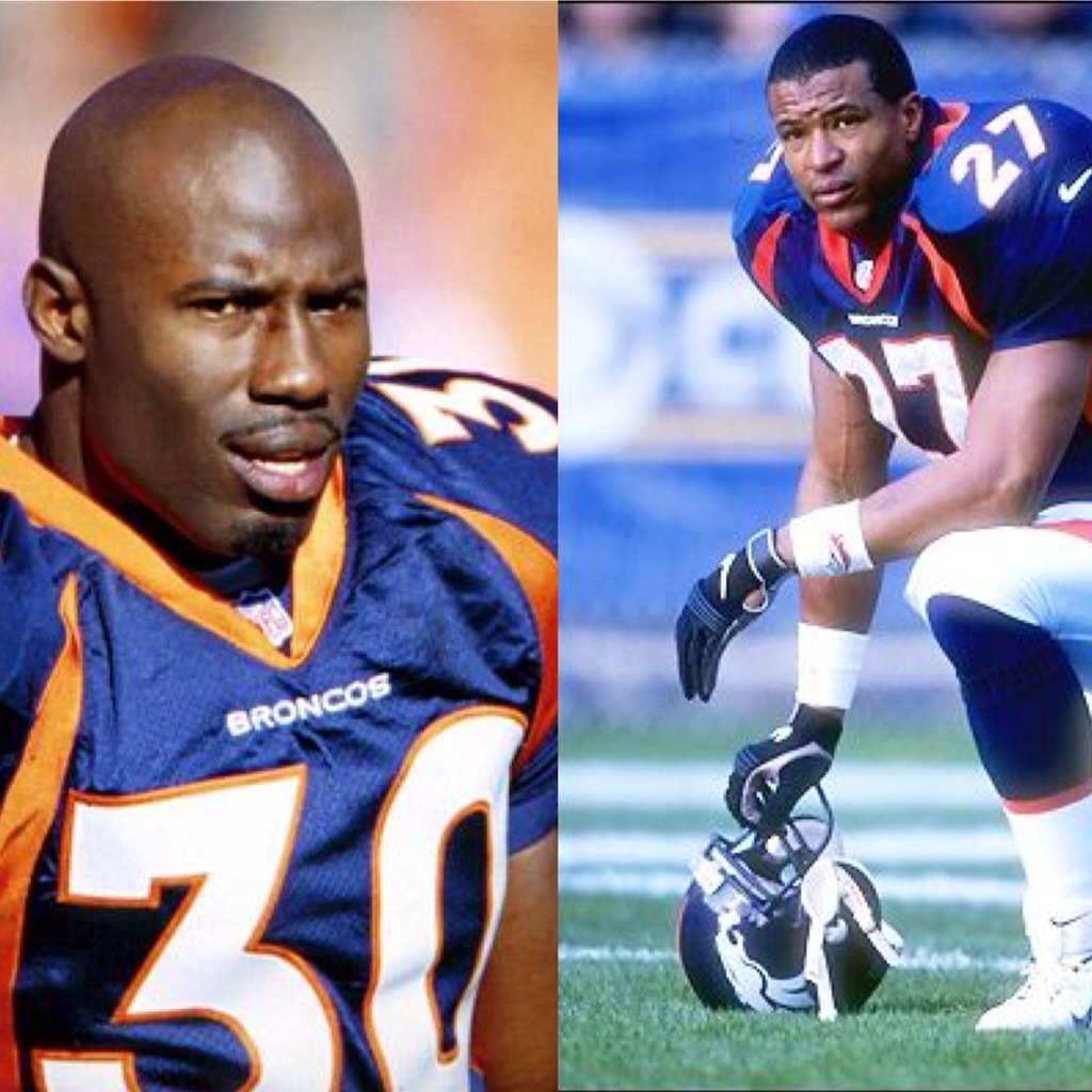 What do you think BroncosCountry. Either of these guys make it into @ProFootballHall tonight? via @NickGriffithTV