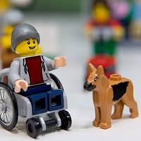 LEGO joins other toymakers in creating more inclusive products.
