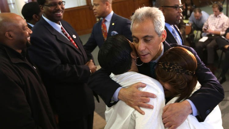 After helping rescue his re-election bid, African-American voters sour on Mayor Emanuel