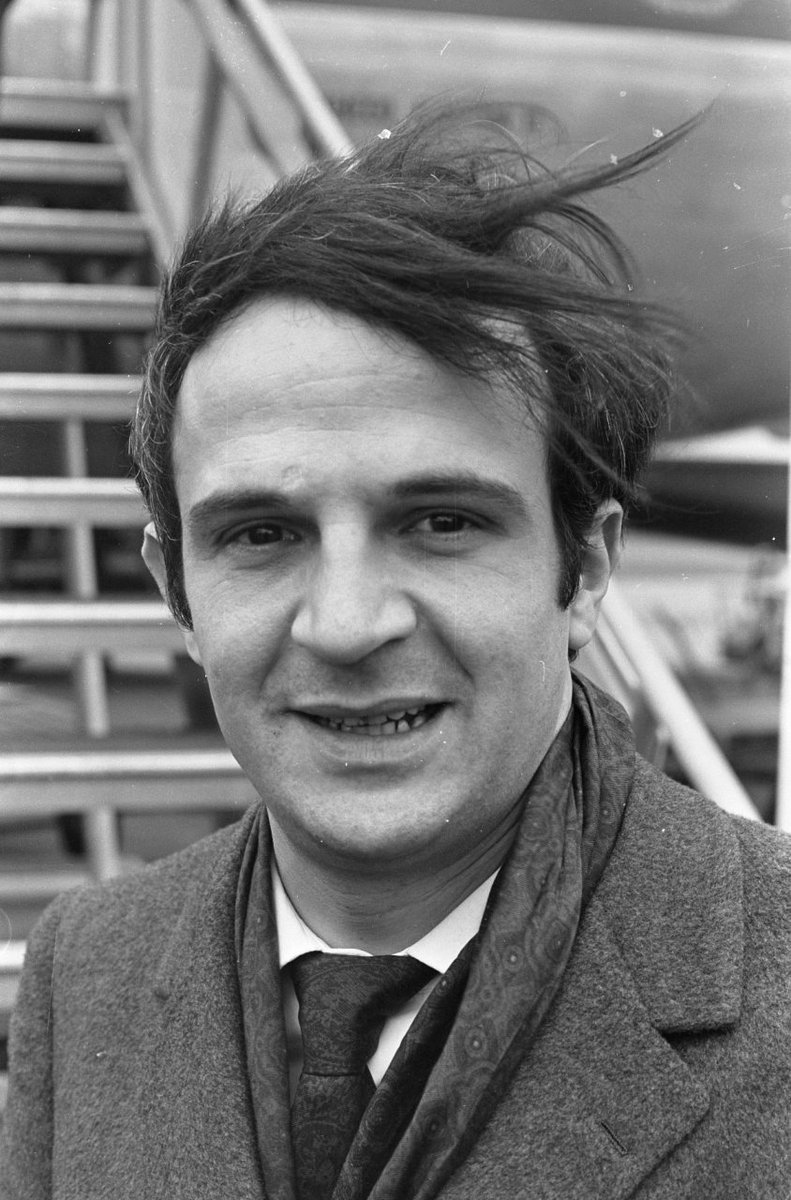 It would have been Francois Truffaut's birthday today. Greatest cinephile that ever lived? https://t.co/MYQ4RUxpZL