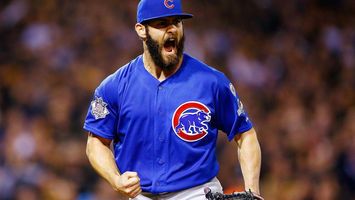 Jake Arrieta and Cubs agree on $10.7 million, one-year deal