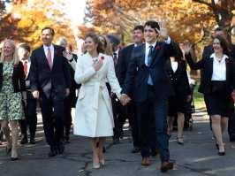 Coyne: Trudeau's first three months in power big on symbolism, short on substance cdnpoli
