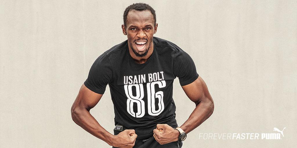 4dac71d97a0e8c  usainbolt takes his off days in PUMA x Usain Bolt Collection .pic.twitter.com zBsesJd1P6