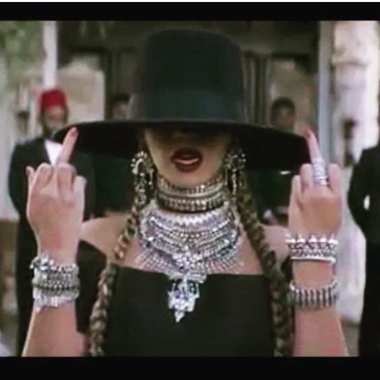 Mood ... Sometimes you just gotta throw em up #formation