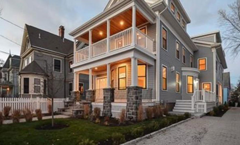 Open house: Recently renovated Somerville Victorian townhouse