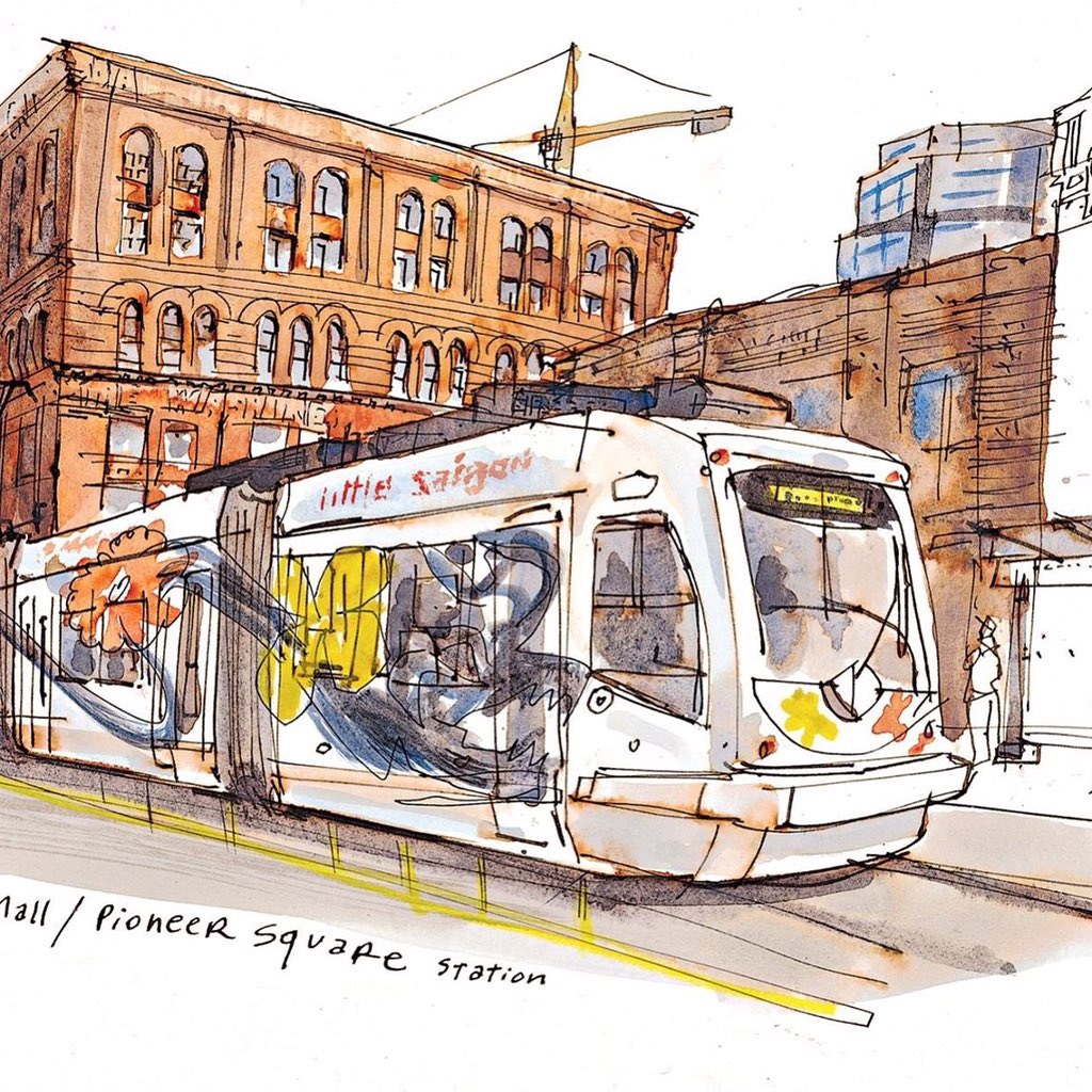 Have you taken a ride on the First Hill streetcar yet? It is free through Feb. 15.