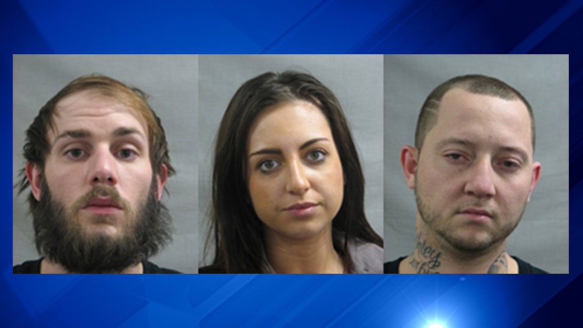 3 accused of faking kidnapping to mother for gambling money