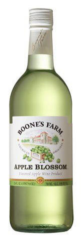 Boones farm apple wine