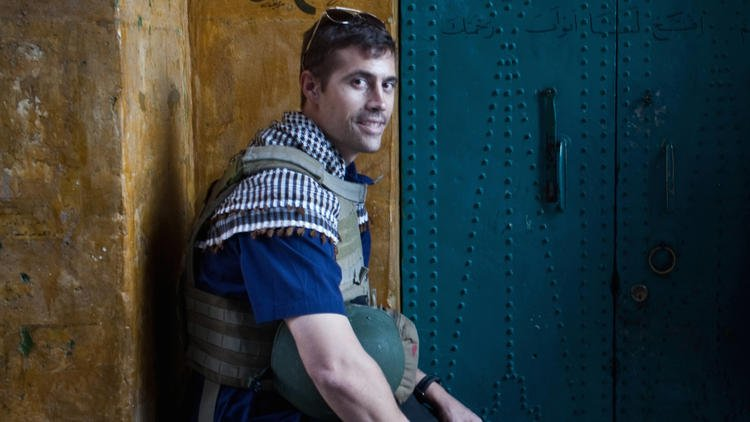'Jim' tells tale of executed reporter, NU grad James Foley from those who loved him deeply