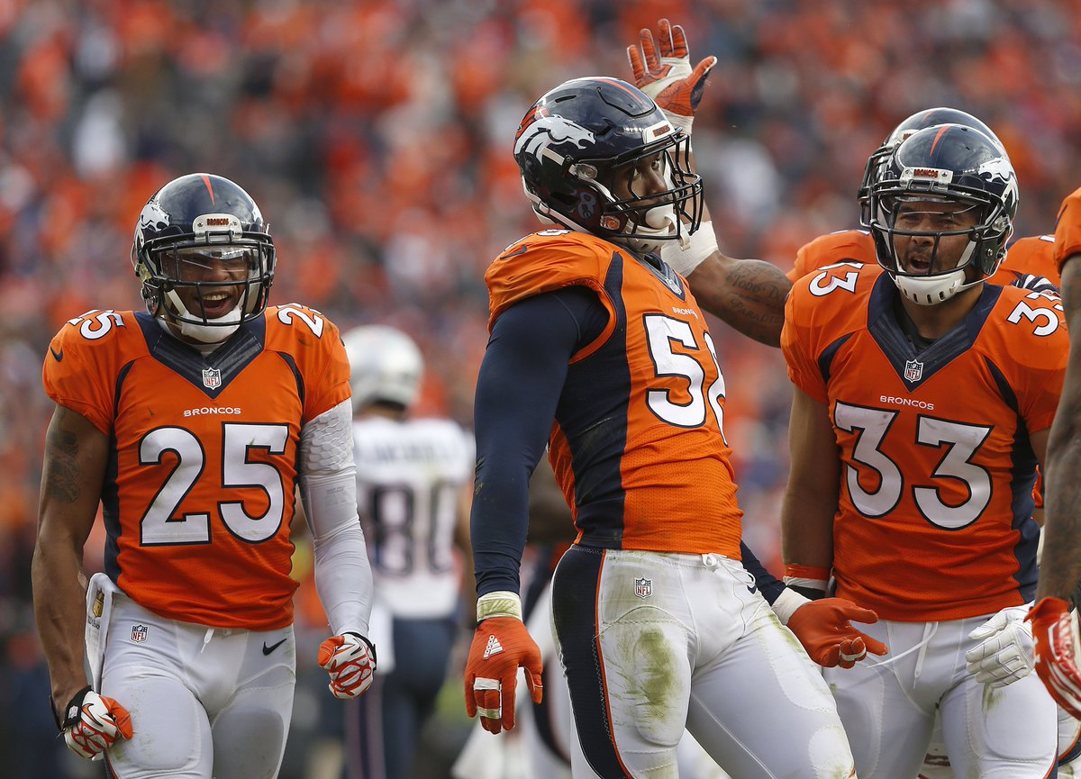 Von Miller, 2 other Broncos fined by NFL for incidents against Patriots