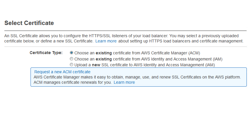 Amazon Web Services On Twitter How To Deploy An Ssl Certificate