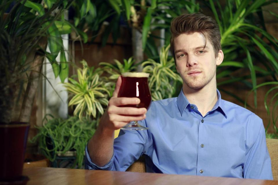 Meet Neil Quigley, 'beer prodigy'