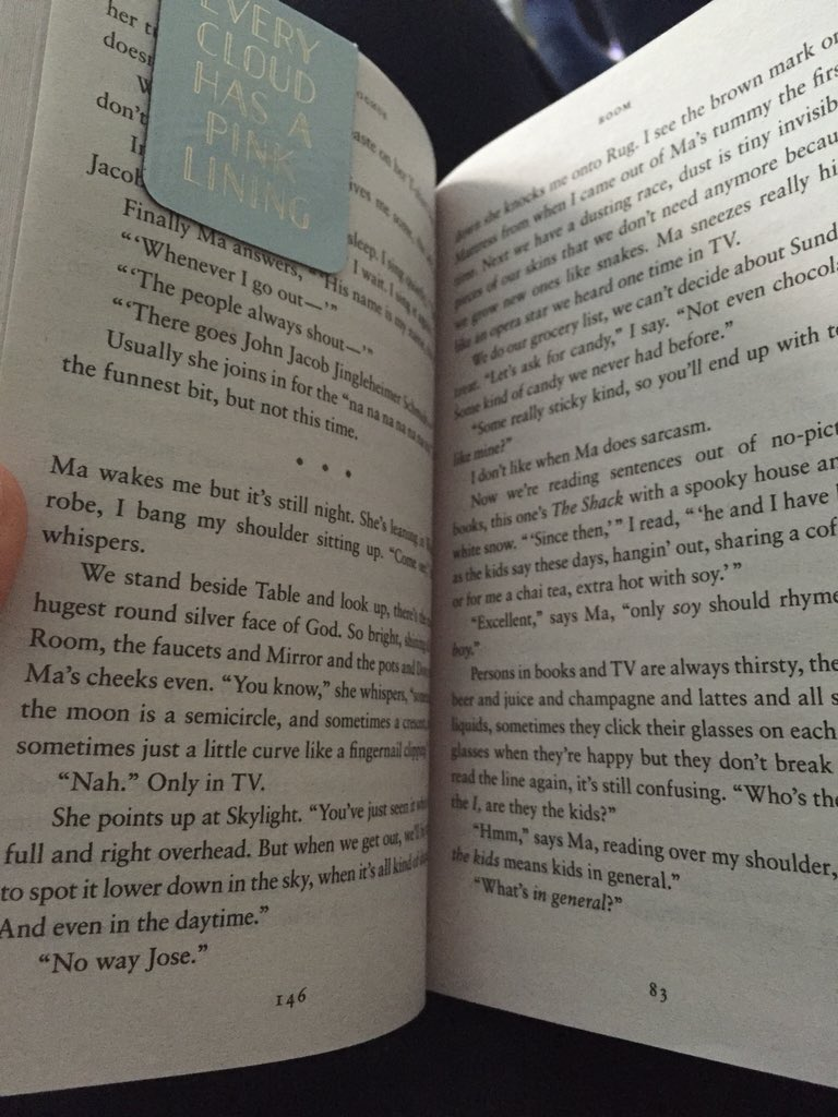 Just fair @HarperCollinsCa pg 146 to 83-114 then back to 179...wish I could finish reading #disappointed #printfail
