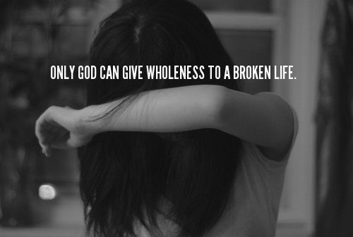 Image result for broken girls from brokenness to wholeness