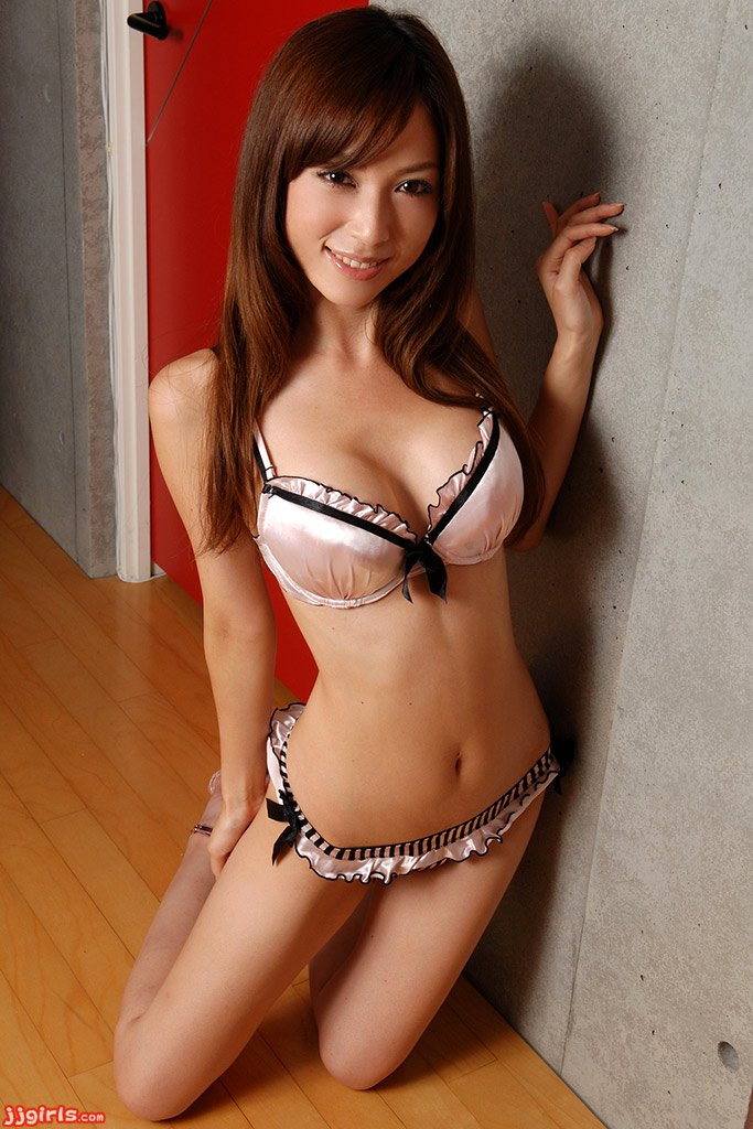 and bra panties girl Asian