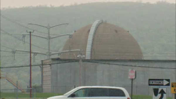 Gov. Cuomo: 'Alarming' levels of radioactivity found after Indian Point water leak