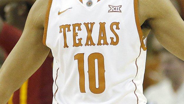 Javan Felix scored 20 in @TexasMBB's 69-59 win over Texas Tech in Austin: (Getty Images)