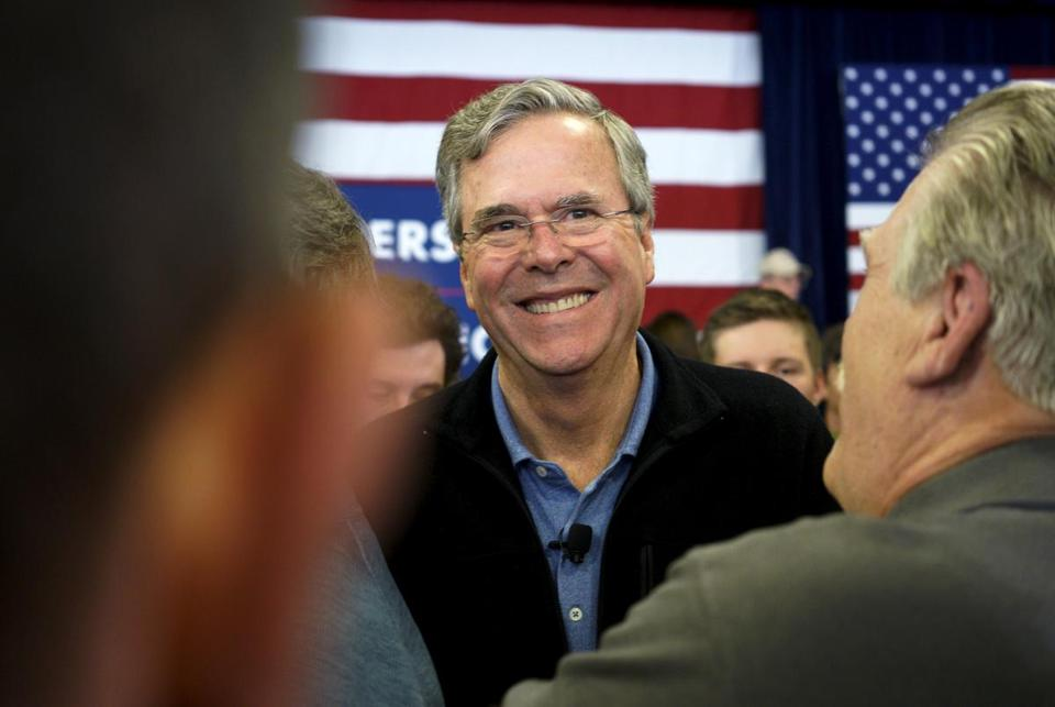 Jeb Bush enters the final days of his last stand fitn