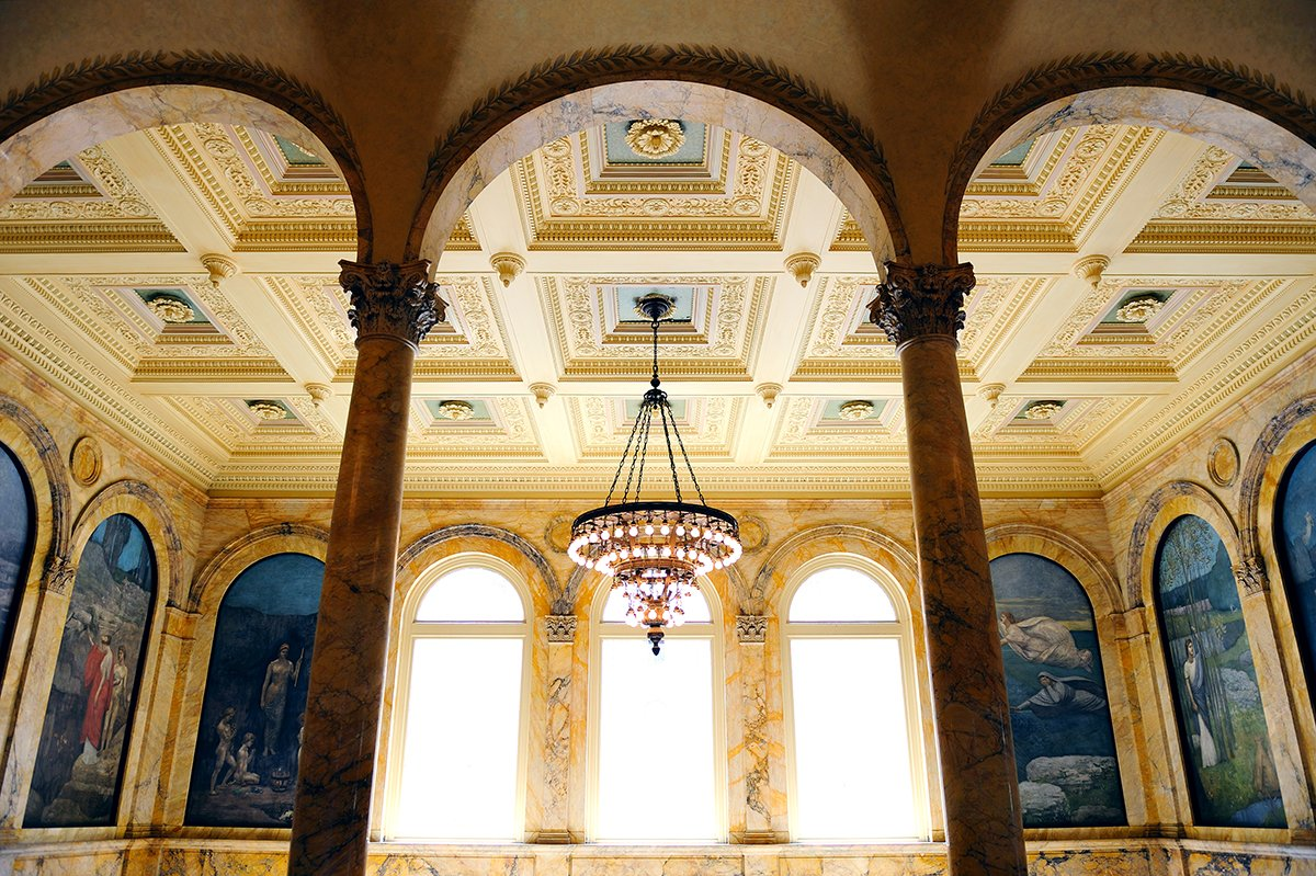 14 reasons to love the Boston Public Library: NationalLibrariesDay