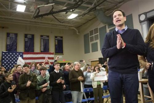 The @LowellSunNews endorses @MarcoRubio in Tuesday's New Hampshire primary. https://t.co/LbTGqNfOqk #mapoli #nhpoli https://t.co/zFwy7aLylV