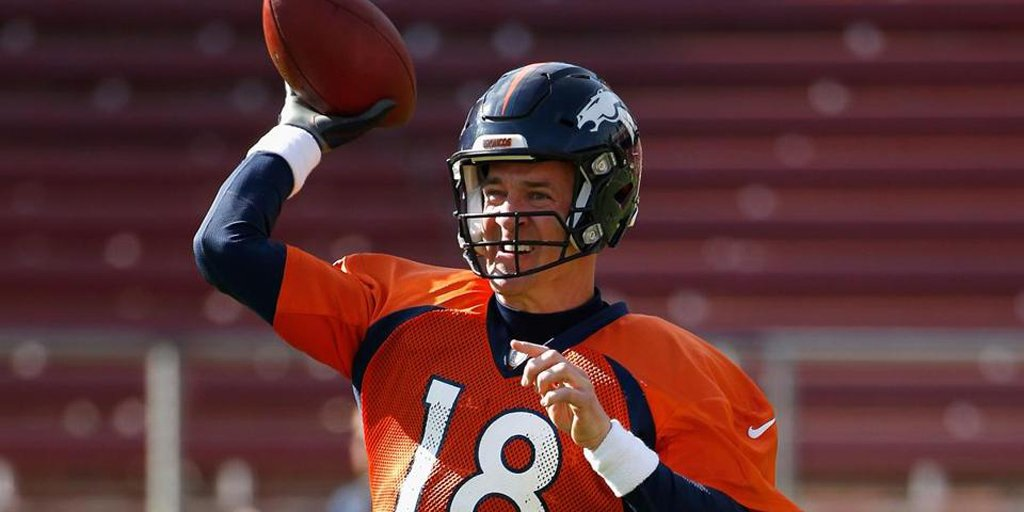 Everyone is picking at Peyton Manning's carcass instead of celebrating his career