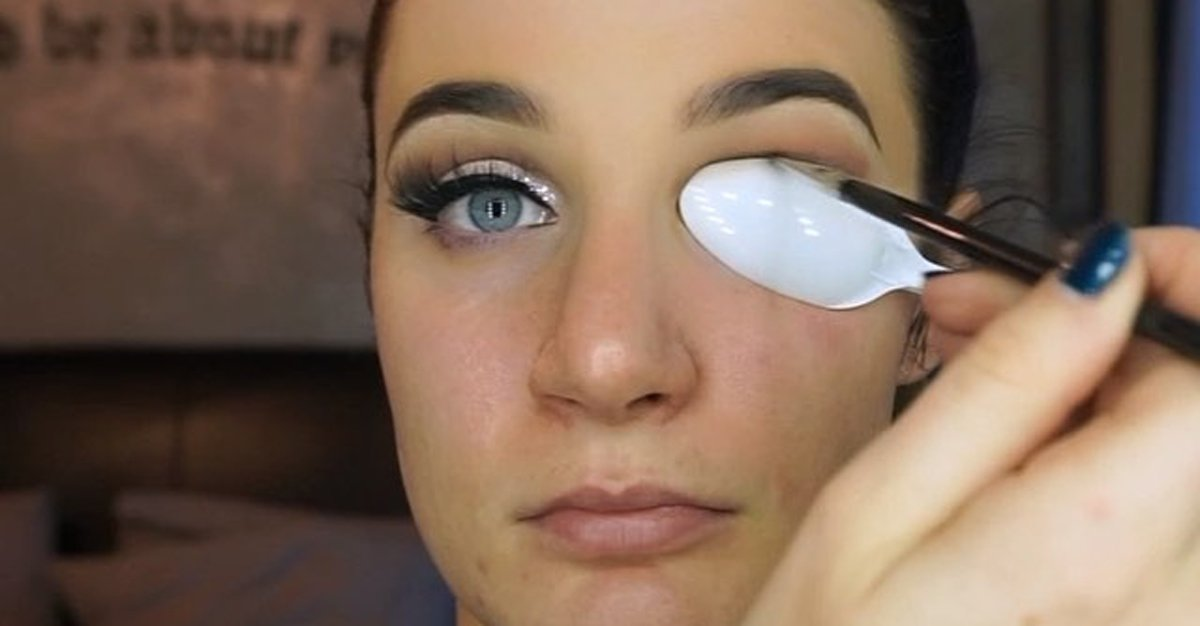 A celeb makeup artist weighs in on why this viral spoon trick is bad news: https://t.co/SW563nXJ3E https://t.co/gwvRTpcJAX