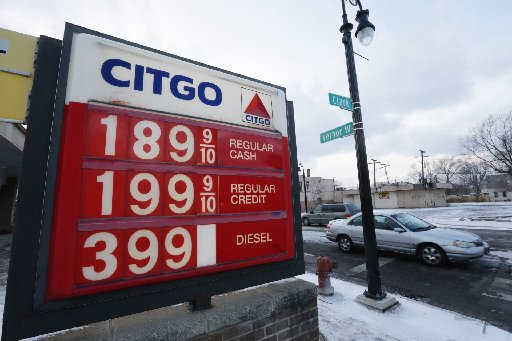 States with the lowest and highest gas tax