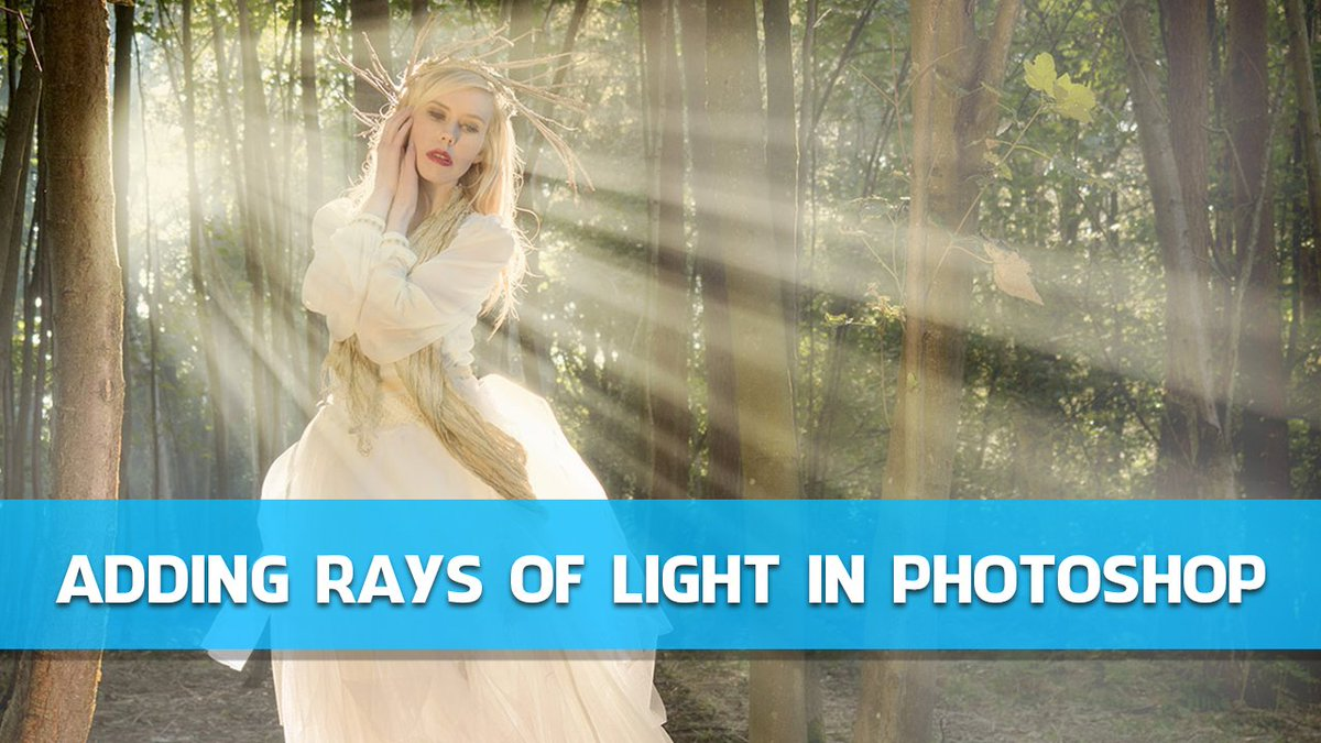 Adding Rays of Light in #Photoshop - @Gavin_Hoey https://t.co/UEszdYSVer https://t.co/8k1RX6x3Fq