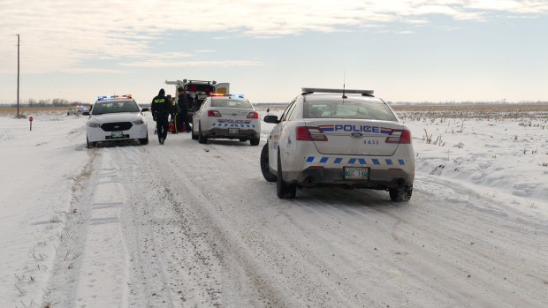 RCMP charge Winnipegger with string of offences after high-speed chase in Neepawa cbcmb