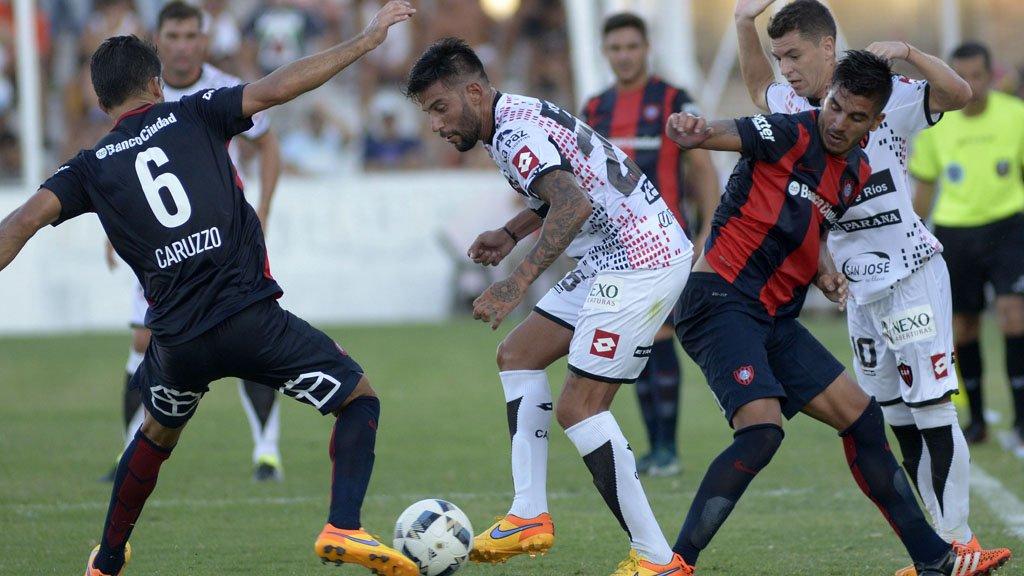 Superliga | San Lorenzo juega en Paraná, con la ilusión de llegar a la Libertadores