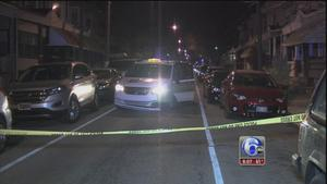 3 sought after cab driver shot, crashes taxi in Point Breeze