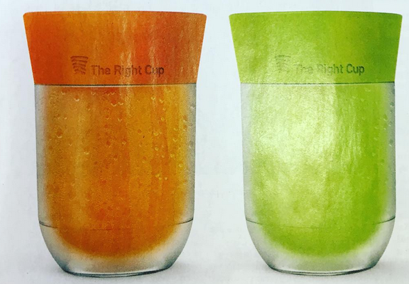 Ingenious fruit-flavored cups may change the way we drink water forever: https://t.co/63UMzrZkYx https://t.co/p9J49eHXnV
