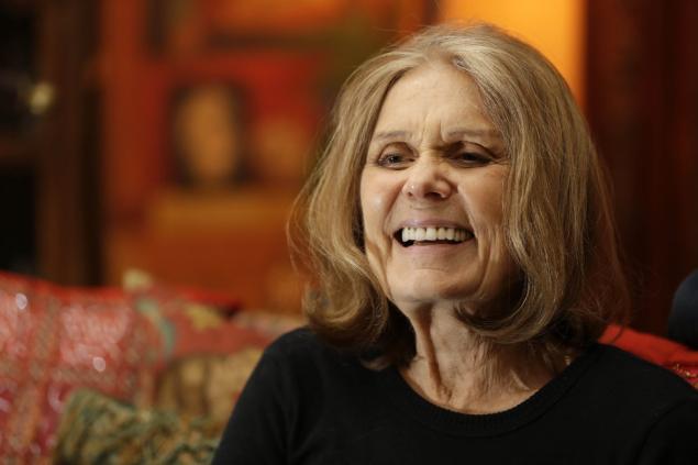 Gloria Steinem says young women support @BernieSanders over @HillaryClinton to meet boys