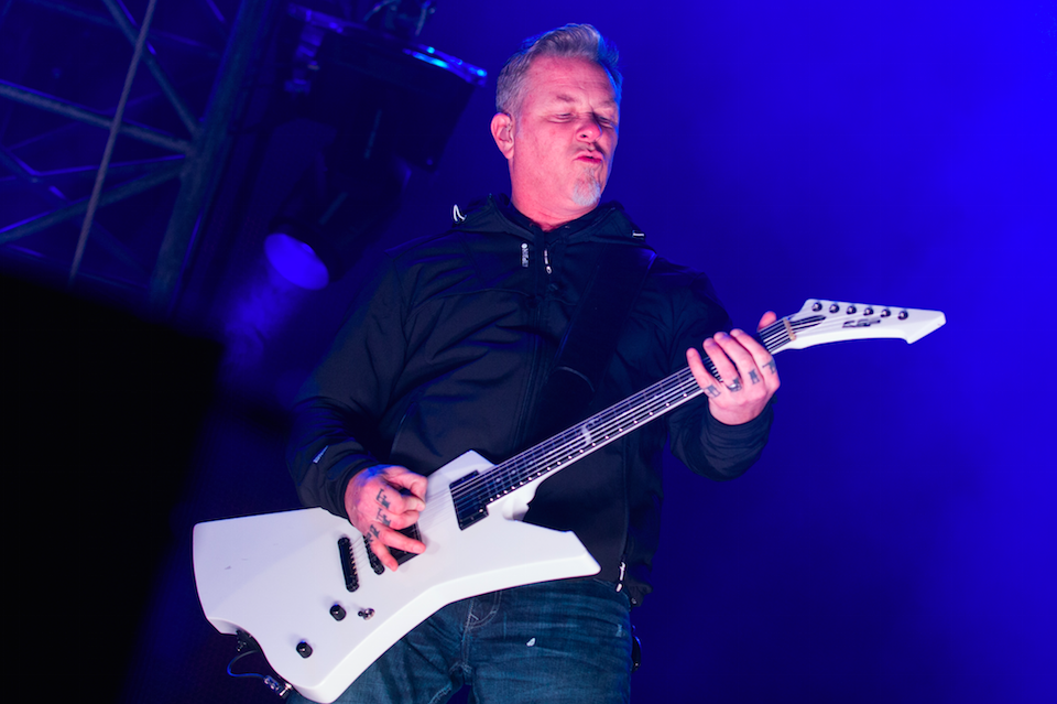 Can't make the Metallica concert? We're streaming it live right here