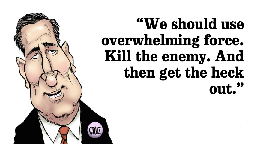 Ted Cruz defends his plan to