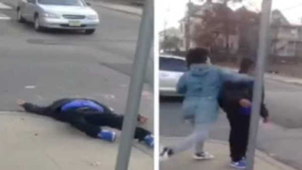 JUST IN: Paterson teen involved in 'knockout game' video turns himself into police