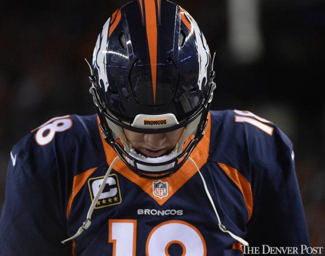 Super Bowl 50 could be closure in Peyton Manning's brilliant career: via @troyrenck