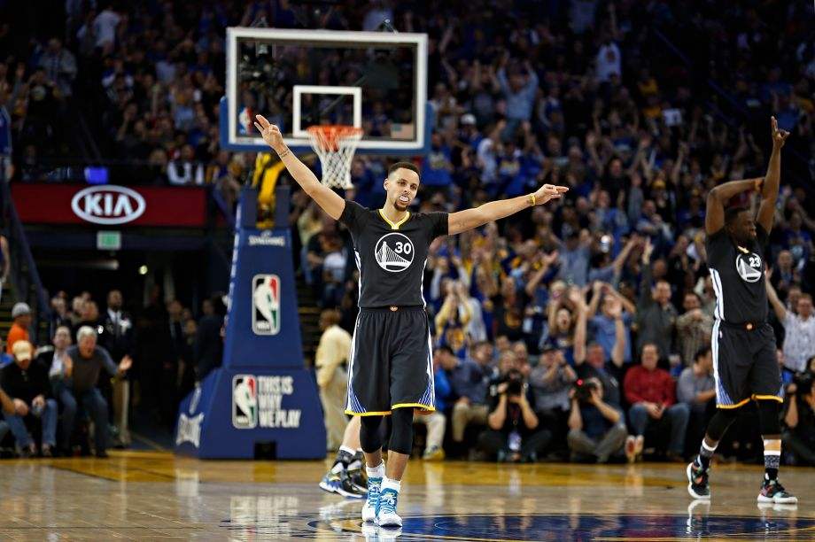 Warriors make statement with win over Thunder.
