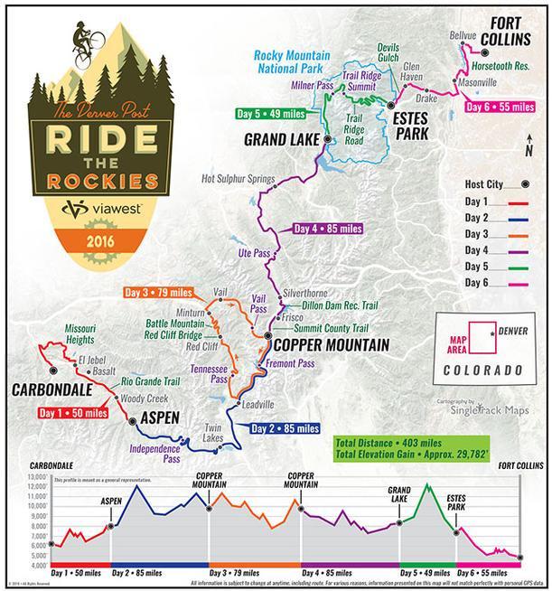 RideThe Rockies announces 2016 route by @danielpetty