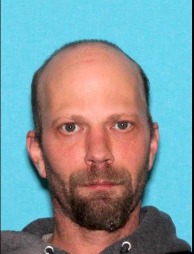 We believe this is the current owner of the Jeep and may be the suspect. Jonathon J Packard, 43, from Everett.