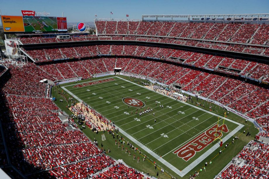 Editorial: Levi's Stadium is a model for privately financed venues.