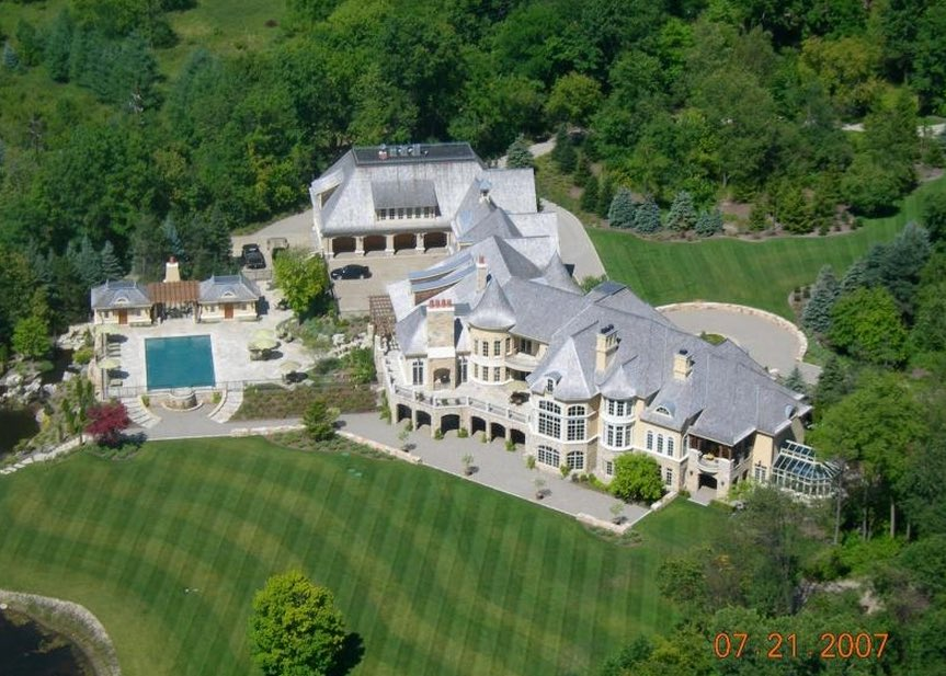 Sam Callahan On Twitter This Is Picture Of Eminem S Old House And