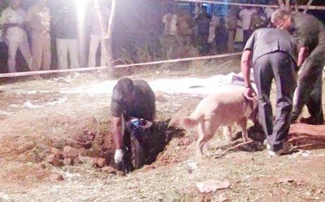 Meteorito impactó en el campus de la universidad de ingeniería en la ciudad india de Vellore