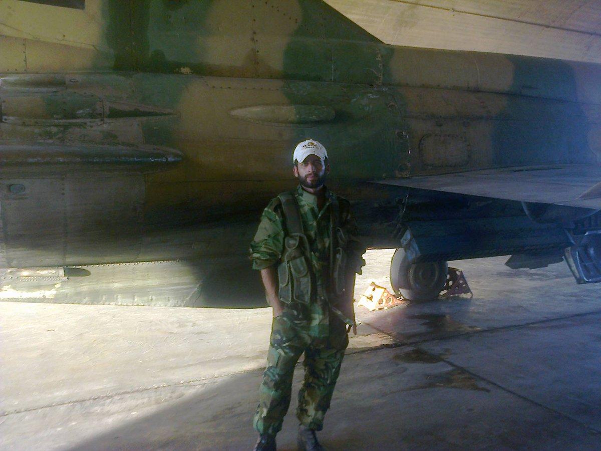 القوات الجويه السوريه .....دورها في الحرب القائمه  - صفحة 2 Can4R6ZW4AYwoe7