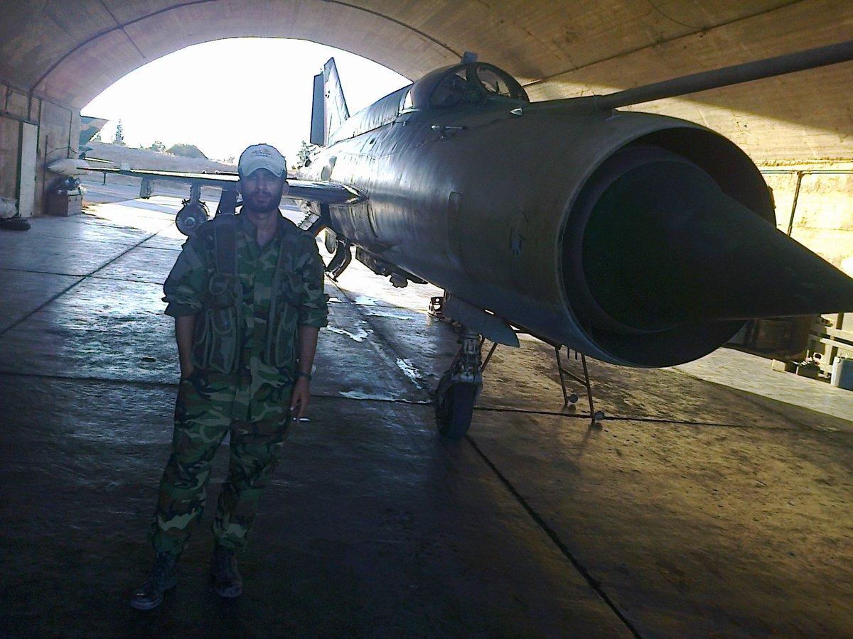 القوات الجويه السوريه .....دورها في الحرب القائمه  - صفحة 2 Can4SZjW4AAplH7