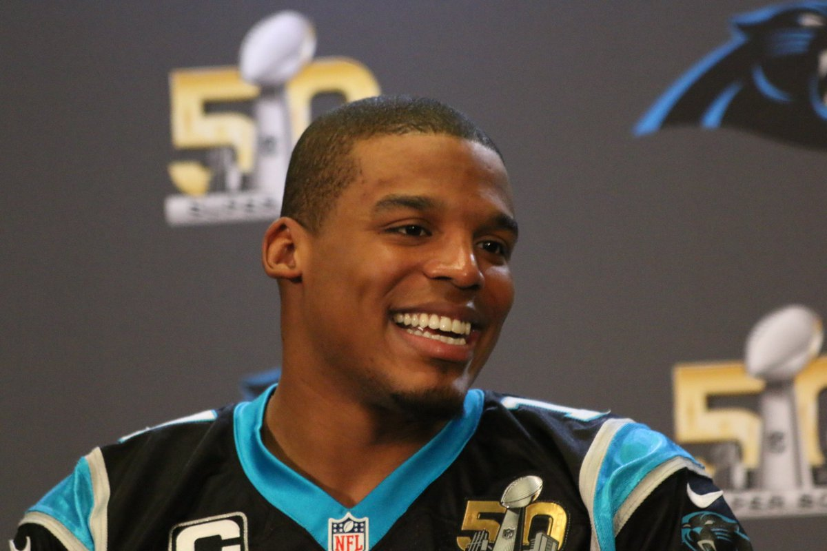 Let's recap the week with 10 funny quotes from Cam Newton: WSOCatSB50