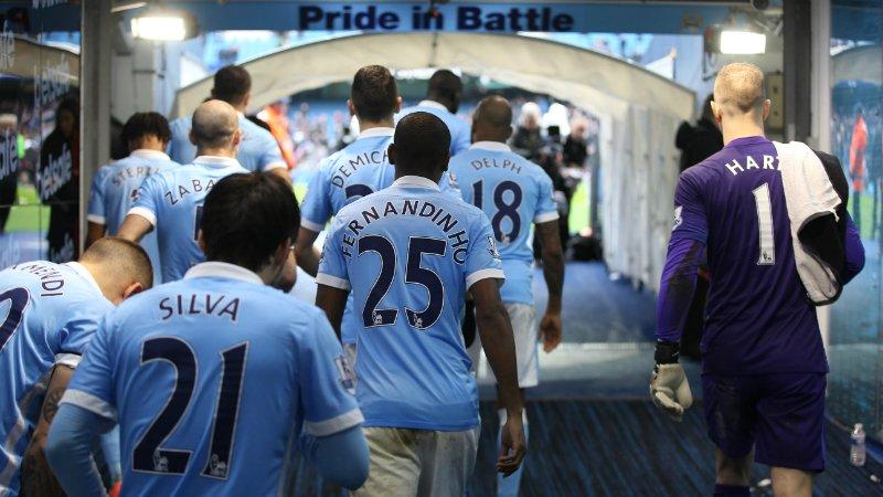 Pablo Zabaleta, Manchester City, Josep Guardiola, Leicester City, Tottenham Hotspur