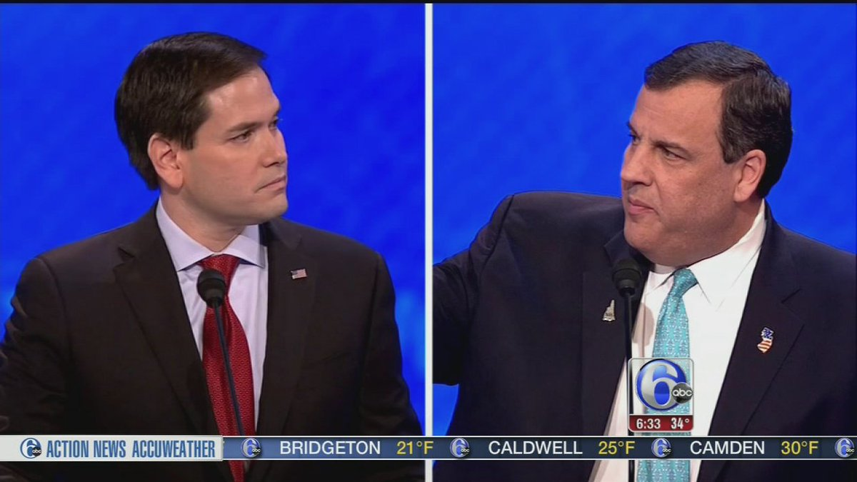Rubio comes under withering criticism in GOPDebate